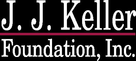 JJ Keller White Logo